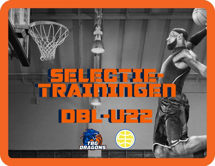 Selectietrainingen U22 Dutch Talent League op 23 en 30 augustus
