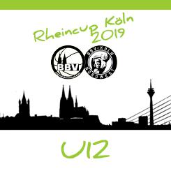 TBG Dragons U12 in Köln dapper naar derde plaats