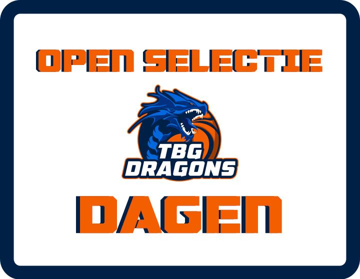 Open Selectie Dagen TBG Dragons