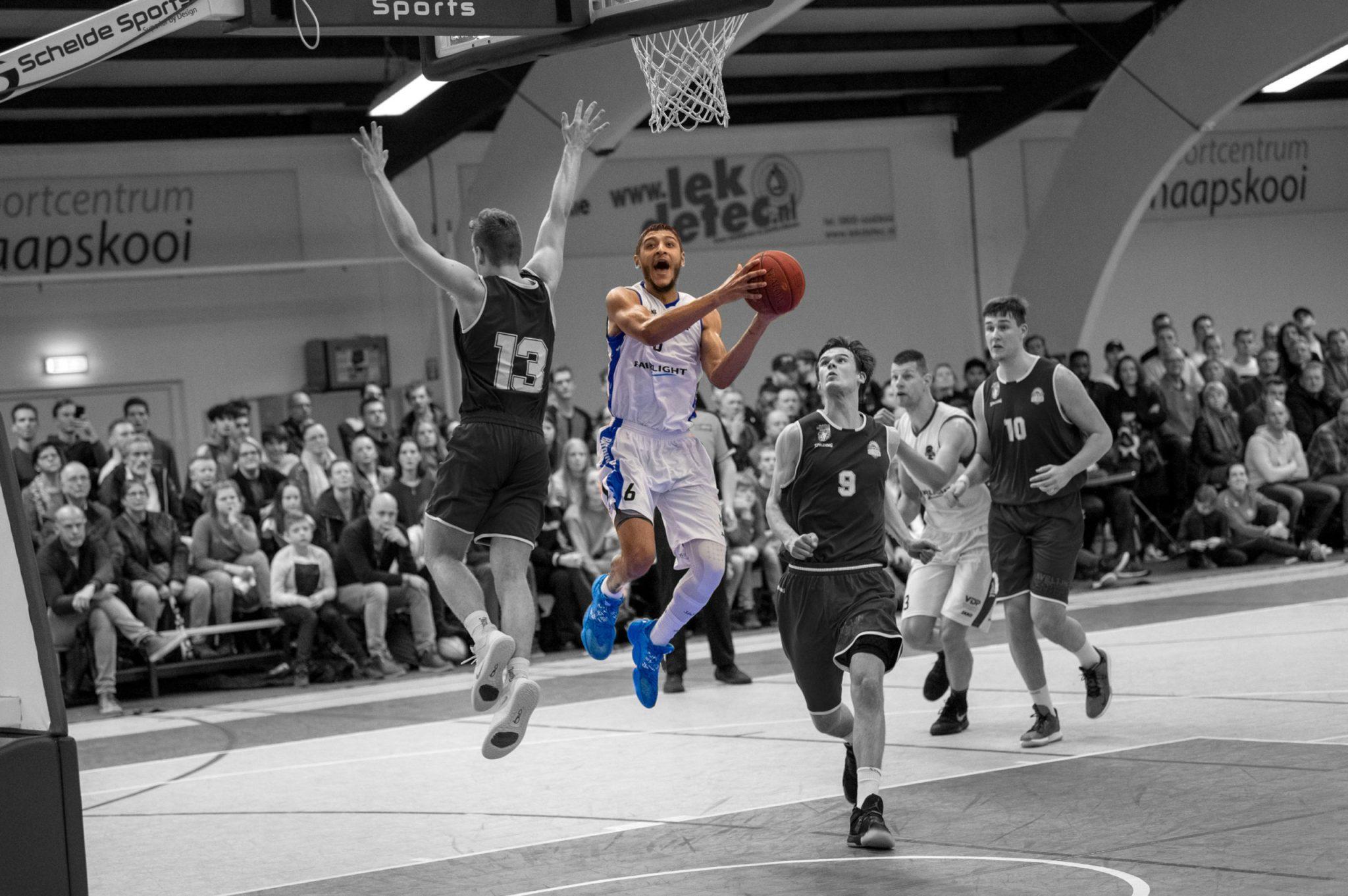 Grootse ambities Basketball Community Gelderland